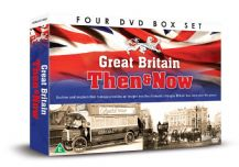 Great Britain Then and Now - 4 Disc DVD Set